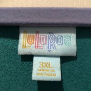 LuLaRoe Tops - LuLaRoe 3xL classic T